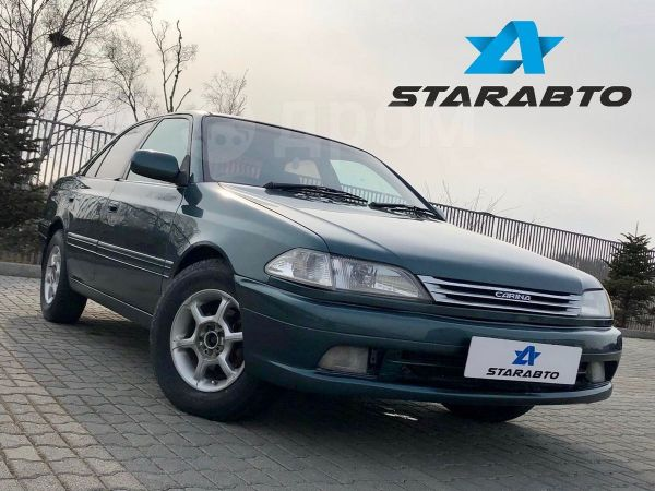 Toyota Carina, 1999 год, 183 000 руб.