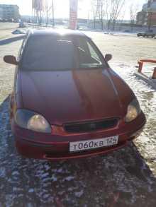 Иркутск Civic Ferio 1997