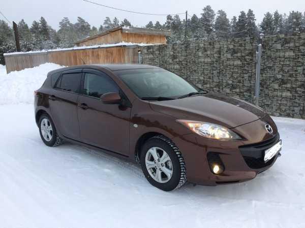 Mazda Mazda3, 2012 год, 599 000 руб.