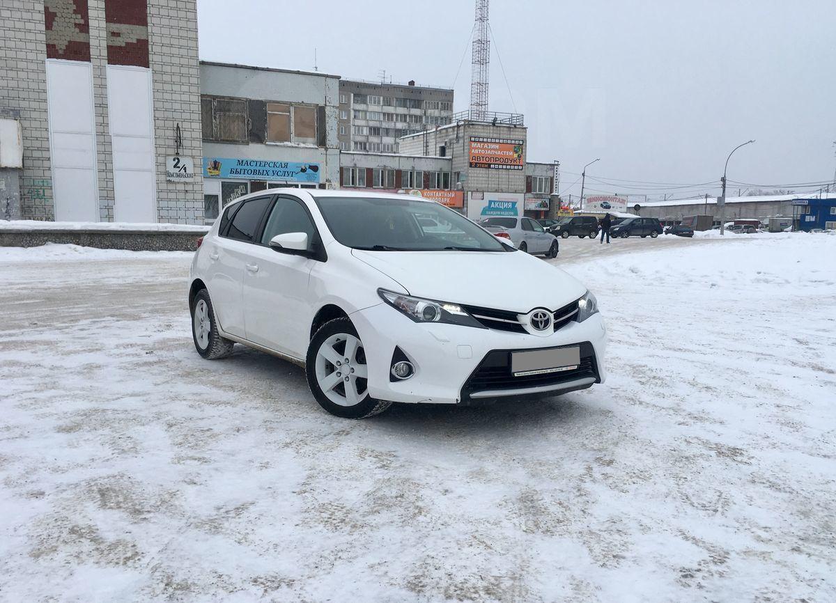 7558f5e964ea Купить Тойота Аурис 13 в Новосибирске, Хорошее состояние, пробег 50 ...