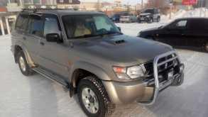 Орск Nissan Patrol 2002