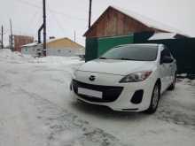 Губкинский Mazda3 2013
