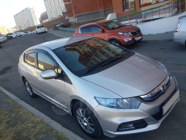 Honda Insight, 2013 год, 540 000 руб.