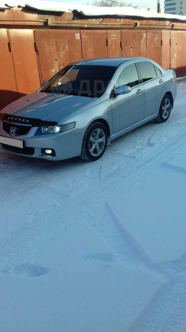 Honda Accord, 2002 год, 390 000 руб.