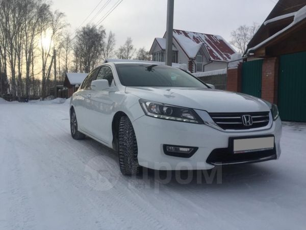 Honda Accord, 2013 год, 935 000 руб.