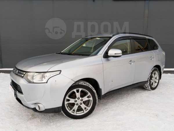 Mitsubishi Outlander, 2012 год, 801 100 руб.