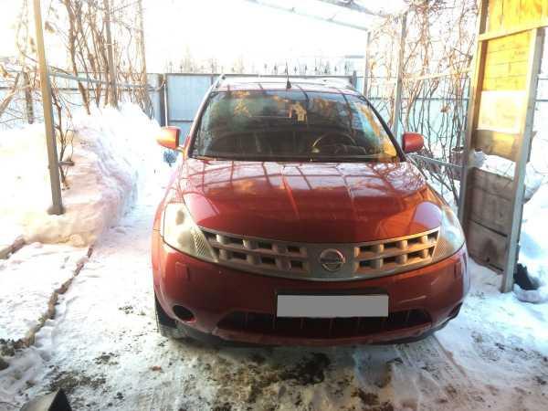 Nissan Murano, 2006 год, 455 000 руб.