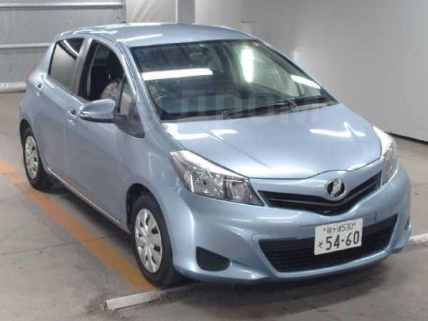 Toyota Vitz, 2012 год, 445 000 руб.