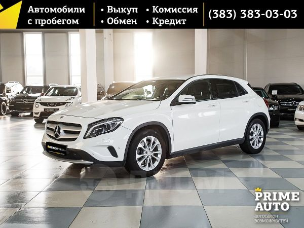 Mercedes-Benz GLA-Class, 2014 год, 1 469 000 руб.
