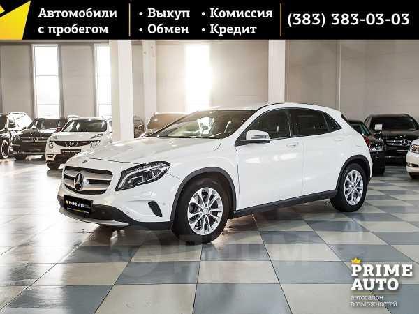 Mercedes-Benz GLA-Class, 2014 год, 1 449 000 руб.
