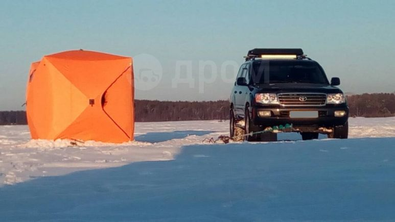 Toyota Land Cruiser, 2004 год, 1 500 000 руб.