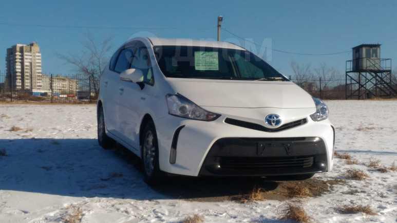 Toyota Prius a, 2015 год, 1 137 000 руб.
