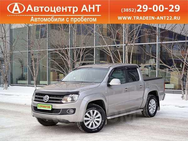 Volkswagen Amarok, 2013 год, 1 049 000 руб.
