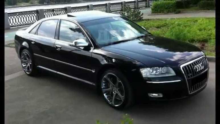 Audi A8, 2008 год, 550 000 руб.