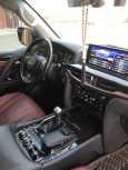 Lexus LX450d, 2016 год, 5 100 000 руб.