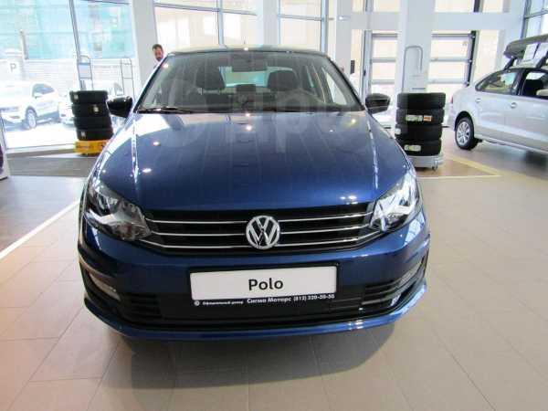 Volkswagen Polo, 2019 год, 858 000 руб.