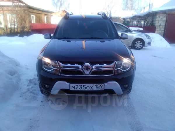 Renault Duster, 2016 год, 670 000 руб.