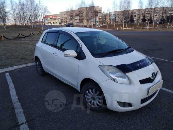 Toyota Vitz, 2010 год, 399 000 руб.