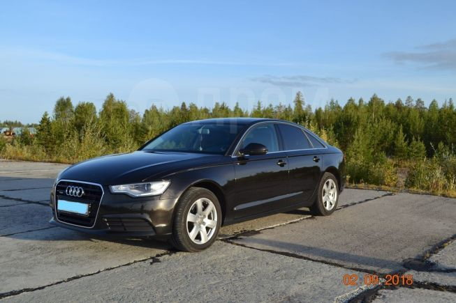 Audi A6, 2014 год, 1 360 000 руб.