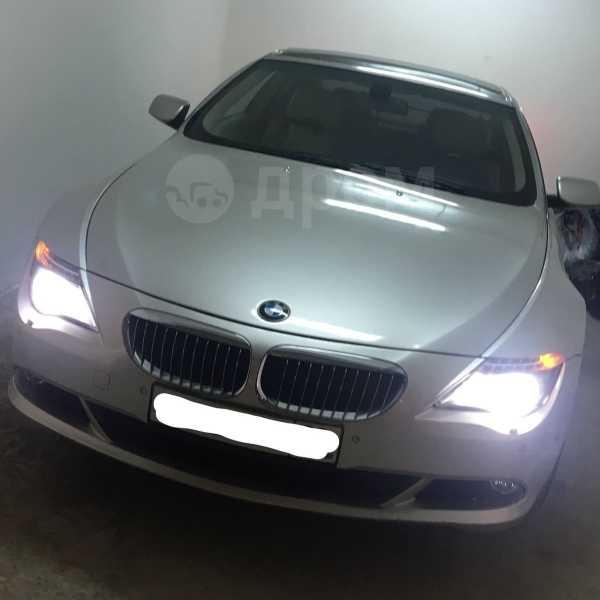 BMW 6-Series, 2007 год, 1 040 000 руб.