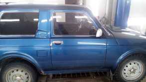 Тобольск 4x4 2121 Нива 2004