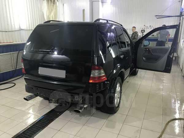 Mercedes-Benz M-Class, 1999 год, 249 000 руб.