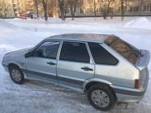 Кемерово 2114 Самара 2005