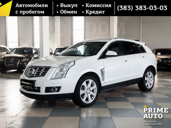 Cadillac SRX, 2013 год, 1 249 000 руб.