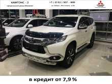 Петропавловск-Кам... Pajero Sport 2018