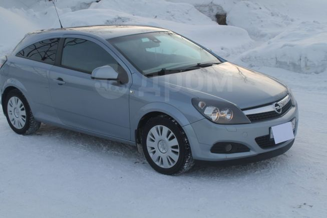 Opel Astra GTC, 2010 год, 345 000 руб.