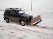 Шарыпово 4x4 2121 Нива 2001