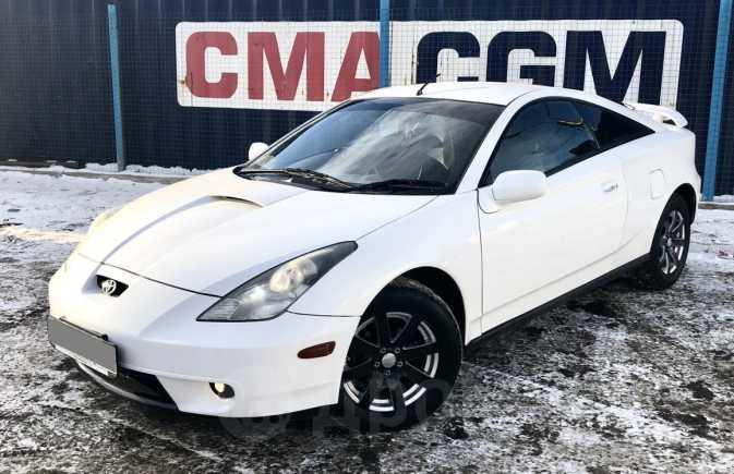 Toyota Celica, 2000 год, 370 000 руб.