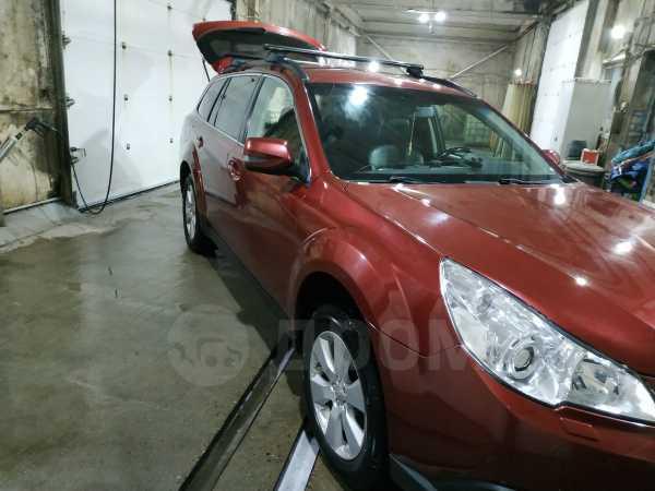 Subaru Outback, 2011 год, 900 000 руб.