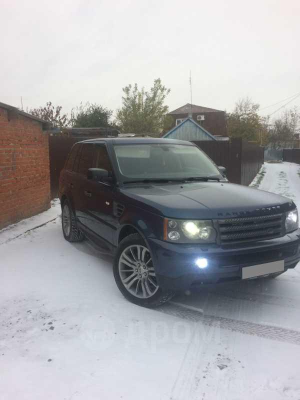 Land Rover Range Rover Sport, 2008 год, 750 000 руб.