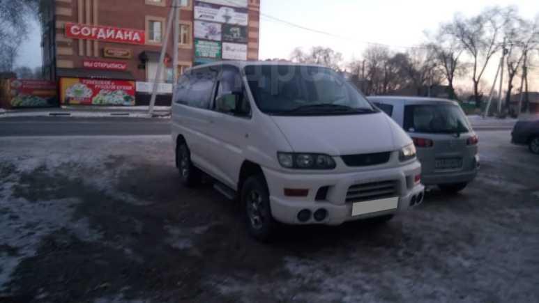 Mitsubishi Delica, 1998 год, 530 000 руб.