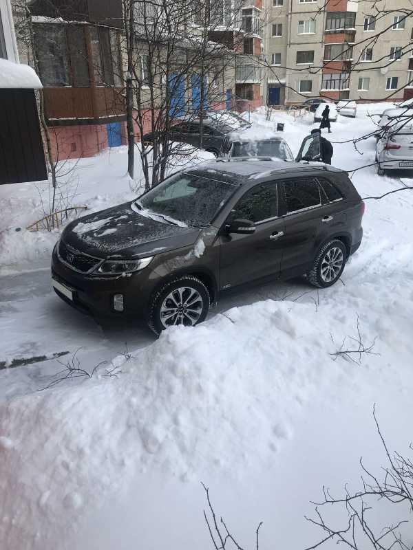 Kia Sorento, 2014 год, 1 320 000 руб.