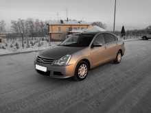 Nissan Almera, 2017 г., Омск