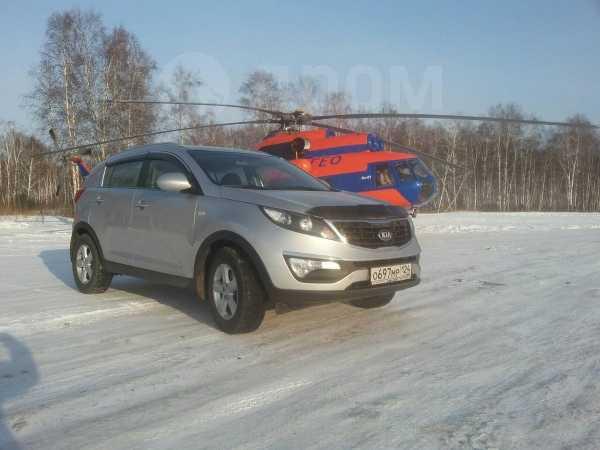 Kia Sportage, 2014 год, 998 000 руб.