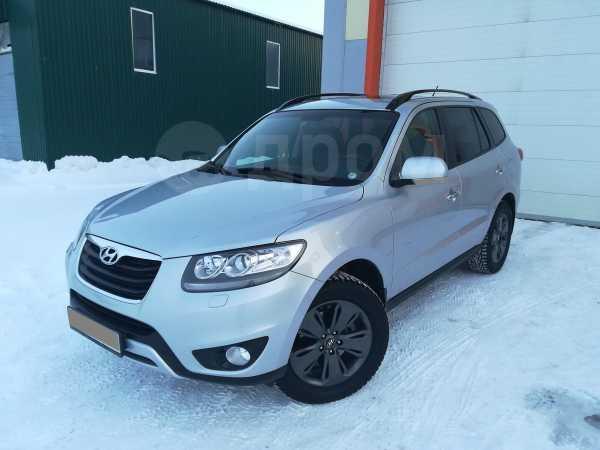 Hyundai Santa Fe, 2011 год, 940 000 руб.