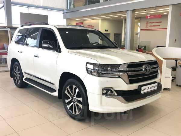 Toyota Land Cruiser, 2018 год, 6 065 000 руб.