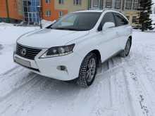 Барнаул RX350 2012