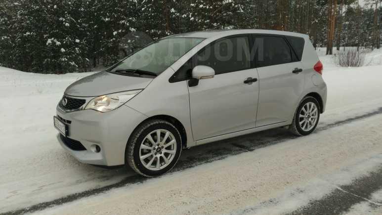 Subaru Trezia, 2014 год, 629 000 руб.