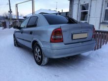 Opel Astra, 2002 г., Новосибирск