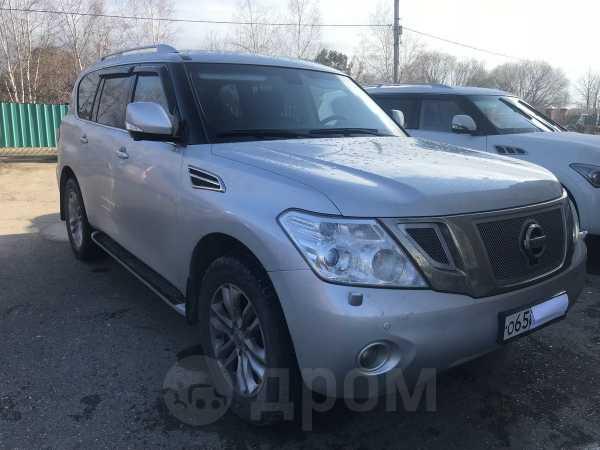 Nissan Patrol, 2011 год, 1 690 000 руб.