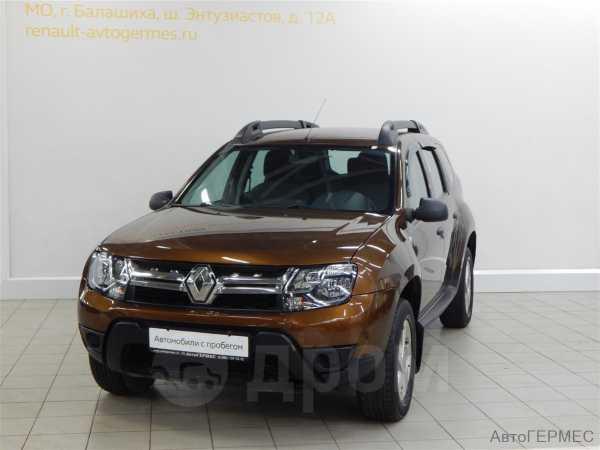 Renault Duster, 2016 год, 642 000 руб.