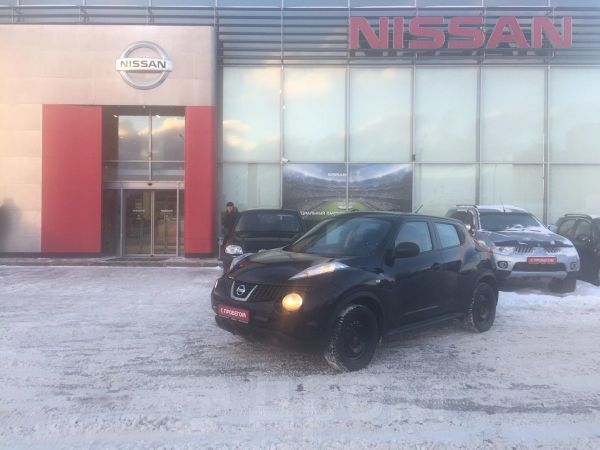 Nissan Juke, 2013 год, 570 000 руб.