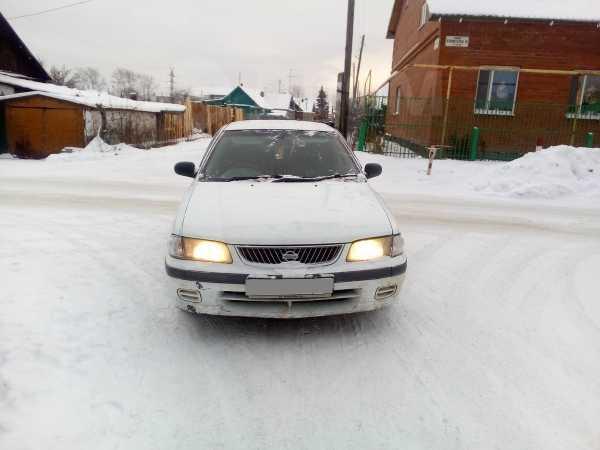 Nissan Sunny, 2000 год, 115 000 руб.