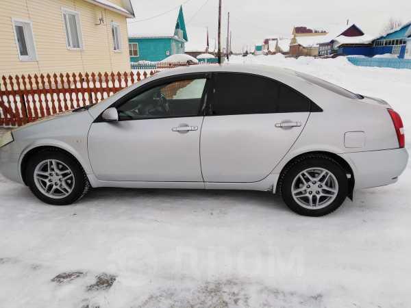 Nissan Primera, 2002 год, 185 000 руб.