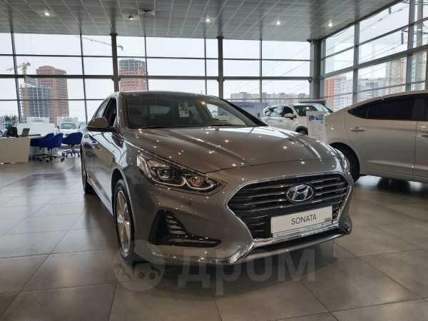 Hyundai Sonata, 2018 год, 1 618 411 руб.