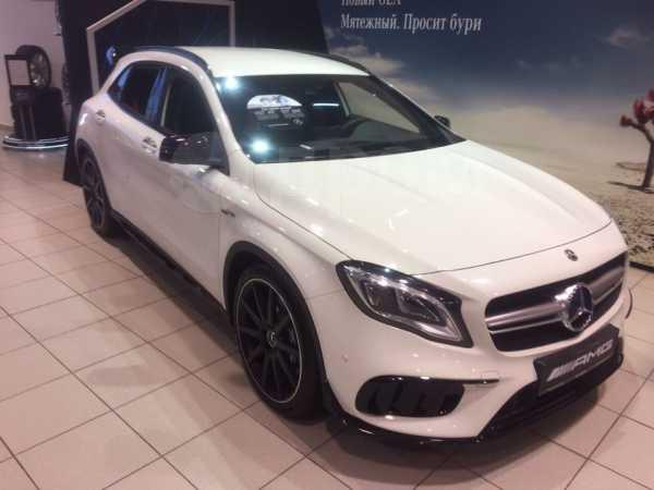 Mercedes-Benz GLA-Class, 2017 год, 2 790 000 руб.